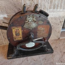 Antigüedades: ESPECTACULAR AFILADOR DE CUCHILLOS INGLÉS KENT'S XIX. Lote 145356336
