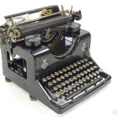 Antigüedades: RARISIMA!!! MÁQUINA DE ESCRIBIR NAUMANN & CO. (VENUS) AÑO 1923 TYPEWRITER SCHREIBMASCHINE A ECRIRE. Lote 288536138