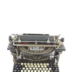 Antigüedades: MÁQUINA DE ESCRIBIR FRISTER & ROSSMANN AÑO 1904 TYPEWRITER SCHREIBMASCHINE A ECRIRE. Lote 288549438