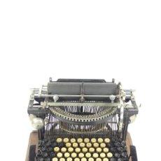 Antigüedades: MÁQUINA DE ESCRIBIR CALIGRAPH Nº2 AÑO 1882 TYPEWRITER SCHREIBMASCHINE A ECRIRE. Lote 288551943