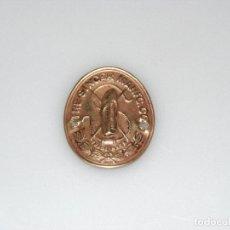 Antigüedades: SINGER - PLACA DISTINTIVA PARA VARIOS MODELOS DE MAQUINA DE COSER ANTIGUA.. Lote 288612053