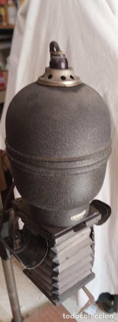 Antigüedades: Ampliadora para fotografia marca CARRANZA completa , ver fotos - Foto 3 - 288700828