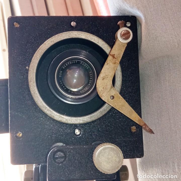 Antigüedades: Ampliadora para fotografia marca CARRANZA completa , ver fotos - Foto 5 - 288700828