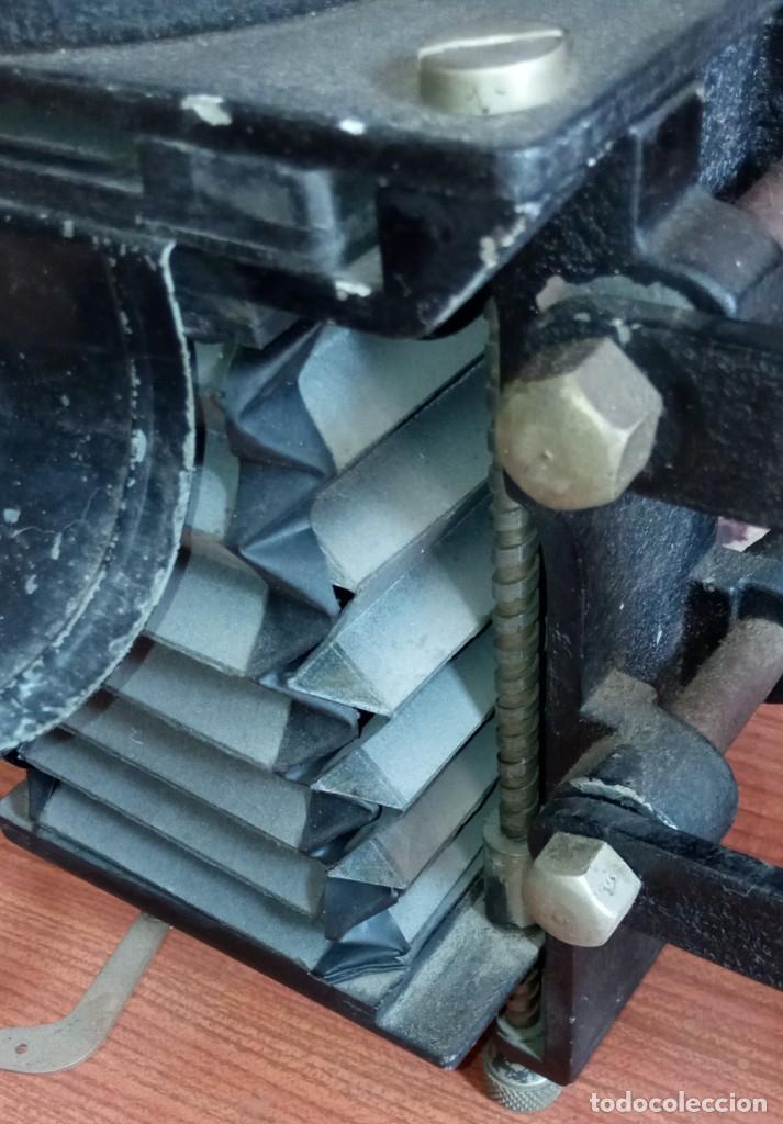 Antigüedades: Ampliadora para fotografia marca CARRANZA completa , ver fotos - Foto 6 - 288700828