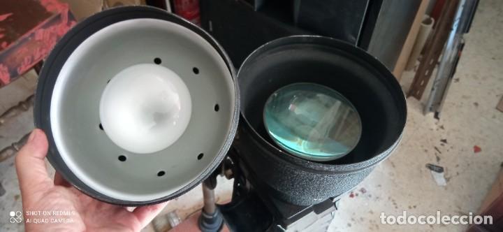 Antigüedades: Ampliadora para fotografia marca CARRANZA completa , ver fotos - Foto 7 - 288700828