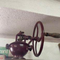 Antigüedades: MOLINILLO CAFÉ PEUGEOT NUM. 1 CON RUEDA. Lote 288869753