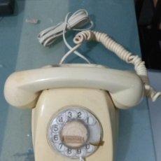 Teléfonos: TELEFONO HERALDO DE SOBREMESA. CITESA MALAGA CTNE. AÑOS 70.. Lote 289012913