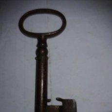 Antiquités: LLAVE S.XIX. Lote 289219783