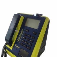 Teléfonos: TELÉFONO- CABINA TELEFÓNICA DE MONEDAS TETE TUP.. Lote 289223223
