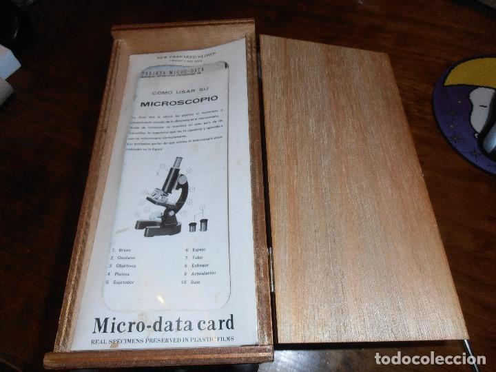 Antigüedades: MICROSCOPIO C.O.C. ZOOM 40X-900X. JAPAN - Foto 17 - 289287738