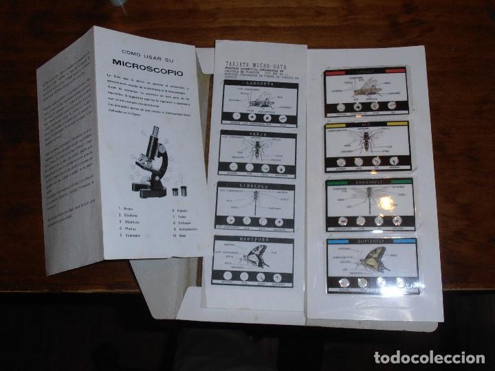 Antigüedades: MICROSCOPIO C.O.C. ZOOM 40X-900X. JAPAN - Foto 18 - 289287738