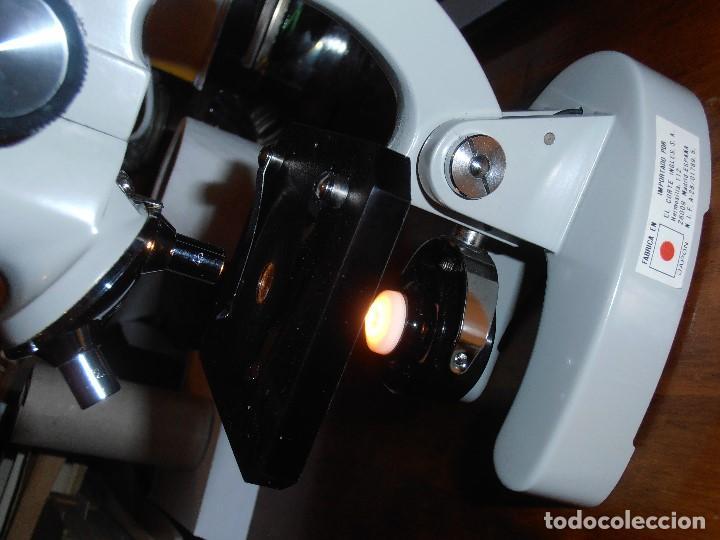 Antigüedades: MICROSCOPIO C.O.C. ZOOM 40X-900X. JAPAN - Foto 19 - 289287738