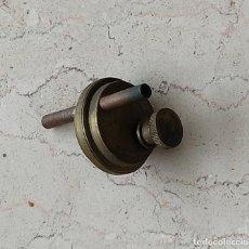 Antigüedades: VALVULA ANTIGUA DE LATON. Lote 58702992