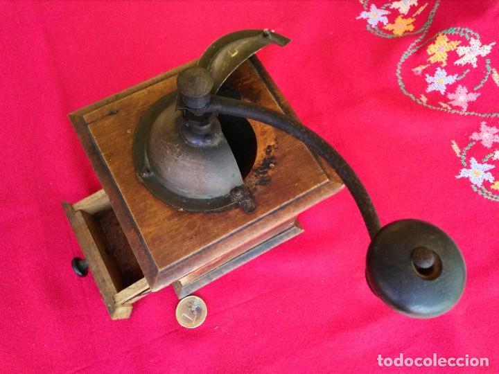 Antigüedades: Molinillo antiguo de café - Foto 2 - 289468668