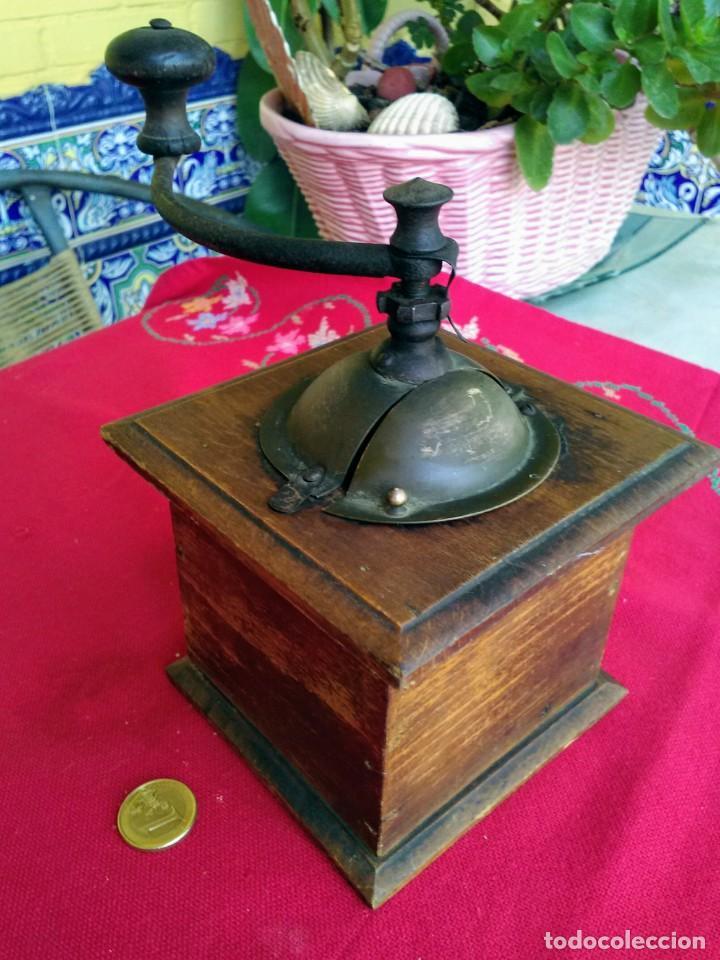 Antigüedades: Molinillo antiguo de café - Foto 3 - 289468668