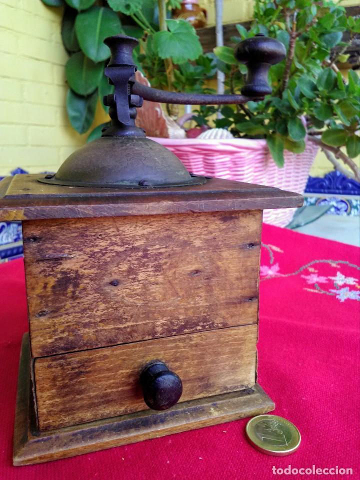 Antigüedades: Molinillo antiguo de café - Foto 4 - 289468668