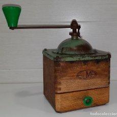 Antigüedades: MOLINILLO DE CAFE MARCA ELMA. Lote 289547293