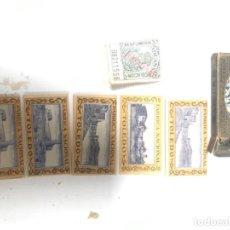 Antigüedades: HOJAS DE AFEITAR TOLEDO. Lote 289713013