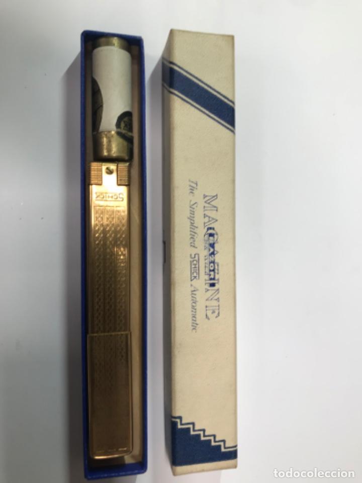 Antigüedades: Maquinilla de afeitar antigua - Foto 4 - 289714423