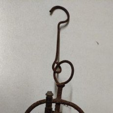 Antigüedades: ANTIGUO CARBURO MINERO. Lote 290025773