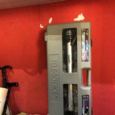 Antigüedades: TELESCOPIO ASTRONÓMICO TERRESTRE TELE - SCIENCE D50 MM F 700 MM COMPRADO DE CORTE INGLÉS .. Lote 290026933