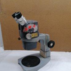 Antigüedades: MICROSCOPIO. Lote 290092003