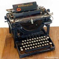 Antigüedades: MAQUINA DE ESCRIBIR REMINGTON STANDARD. NUEVA YORK 1919. Lote 290593343