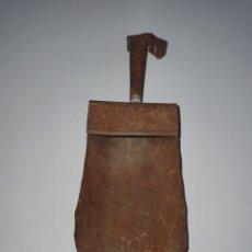 Antigüedades: PALA DE TIENDA PARA COGER EL GRANO HARINA Y PESAR. Lote 292573428