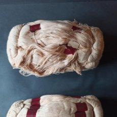 Antigüedades: MADEJAS DE HILATURAS DE ALGODÓN FABRA & COATS. Lote 293749413