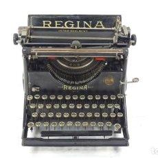 Antigüedades: ANTIGUA MAQUINA DE ESCRIBIR REGINA Nº4 AÑO 1920 TYPEWRITER SCHREIBMASCHINE. Lote 294434673