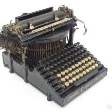Antigüedades: ANTIGUA MAQUINA DE ESCRIBIR SMITH PREMIER Nº4 1904 TYPEWRITER SCHREIBMASCHINE. Lote 294441948