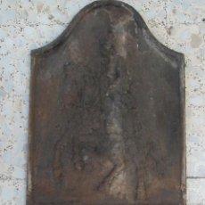 Antigüedades: PLANCHA DE HIERRO FUNDIDO. Lote 294561058
