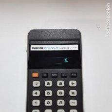 Antigüedades: CASIO PERSONAL M-1. ELECTRONIC CALCULATOR. CALCULADORA. FUNCIONA. AÑOS 70.. Lote 294572728