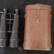 Antigüedades: FANTASTICOS RAROS Y ANTIGUOS PRISMATICOS BUSCH PRISMA BINOCLE TERLUX DRCM CON NUMERO DE SERIE 33573.. Lote 294974723