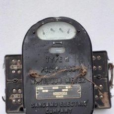 Antigüedades: CONTADOR SANGAMO SPRINGFIELD, ILLINOIS. AÑOS 20.. Lote 295537033