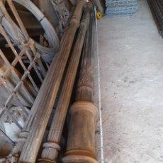 Antigüedades: COLUMNAS HIERRO FUNDIDO XIX Y XX. Lote 295537453
