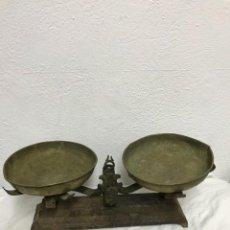 Antigüedades: ANTIGUA BALANZA, FUERZA 10 KG, SIGLO XIX. Lote 295549573