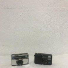 Antigüedades: CAMARAS DE FOTOS KODAK Y CANON!. Lote 295581658