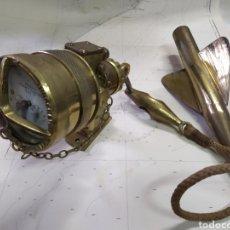 Antigüedades: EXTRAORDINARIA CORREDERA O CUENTA MILLAS INGLESA. Lote 295628573