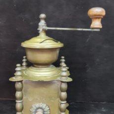 Antigüedades: MOLINILLO DE METAL. Lote 295643543