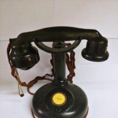 Teléfonos: ANTIGÜO TELEFONO LA TELEPHONIE GENERAL MODELO 1924 - VER LAS FOTOS -. Lote 295925958