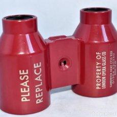 Antigüedades: BONITOS PRISMATICOS, BINOCULARES OPERA LONDON OPERA GLASS .INGLATERRA,1950.MUY BUEN ESTADO.FUNCIONAN. Lote 296019383
