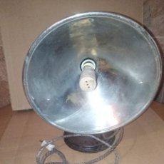 Antigüedades: CALEFACTOR RADIADOR ESTUFA LAMPARA INDUSTRIAL DEGEA VER DESCRIPCION. Lote 296703833