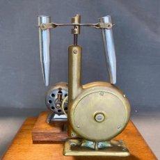 Antigüedades: MOTOR ELECTRICO DE CENTRIFUGADO , JUGUETE , MAQUETA , ENGINE CENTRIFUGAL. Lote 296836858