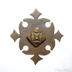 Antigüedades: CLAVO GRANDE, SIGLO XVII-XVIII. HIERRO FORJA. Lote 297029753