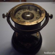 Antigüedades: COMPAS NAUTICO. Lote 297033883