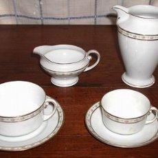 Antigüedades: JUEGO DE CAFE BAVARIA. Lote 12085377