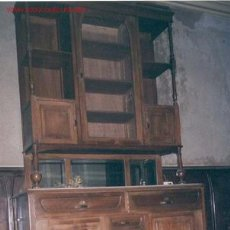 Antigüedades: APARADOR COMEDOR ART-DECO 60CMX163CMX284CM. Lote 26814578