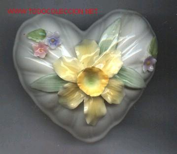 Maravillosa Caja De Fina Porcelana En Forma De Comprar Porcelana