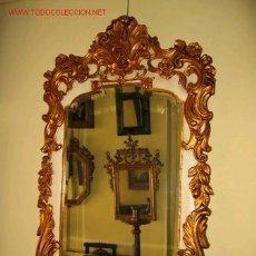 Antigüedades: ESPEJO ROCOCO. Lote 24756148